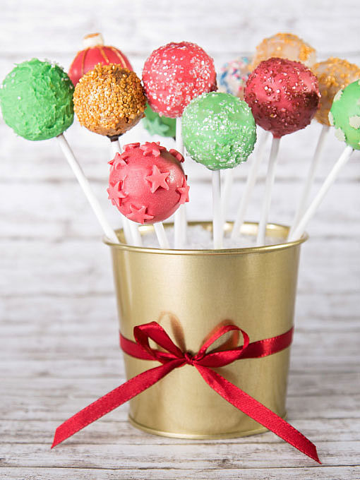 Cake-Pops (vegan)