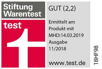 Albaöl Im Test: Note 2,2 Bei Stiftung Warentest, Ausgabe November 2018